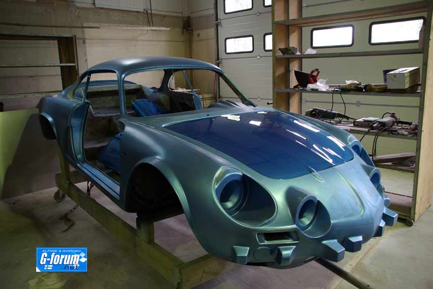 alpine 110 restauration page 2 far forum alpine renault. Black Bedroom Furniture Sets. Home Design Ideas